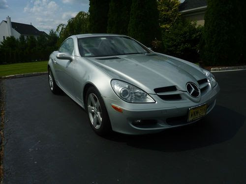 Sell used 2008 Mercedes-Benz SLK280 Convertible 2-Door 3 ...