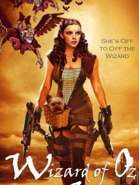 THE TOMB RAIDER OF OZ.