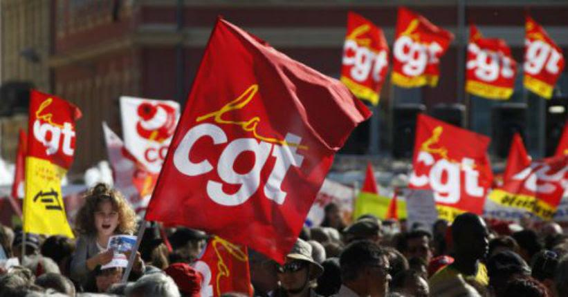 En France, les médias sont vraiment pourris : la CGT et le PCF lourdement condamnés, personne n'en parle!