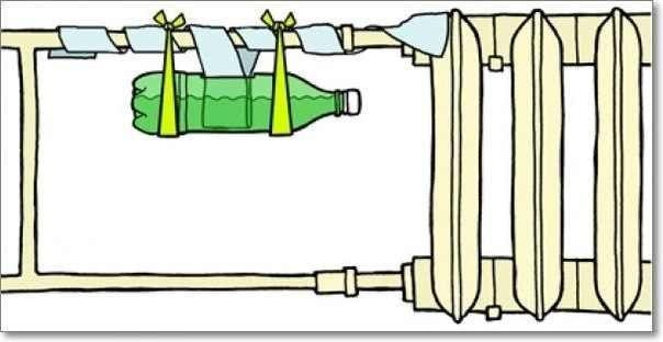 Лесен овлажнител за въздух