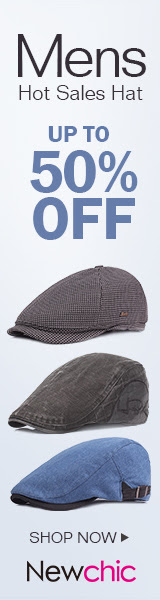 Up to 50% Off Men's Caps