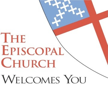 The Episcopal Church Welcomes You sign