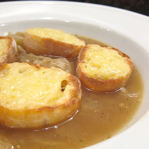 French Onion Soup for Two