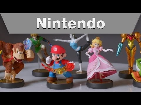 First 12 Amiibo announced for release