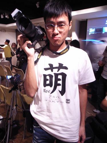[pp7]無敵小恩恩的T Shirt:萌