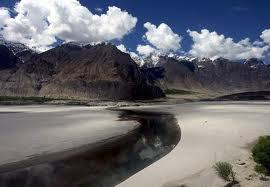Indus Mega Ridge