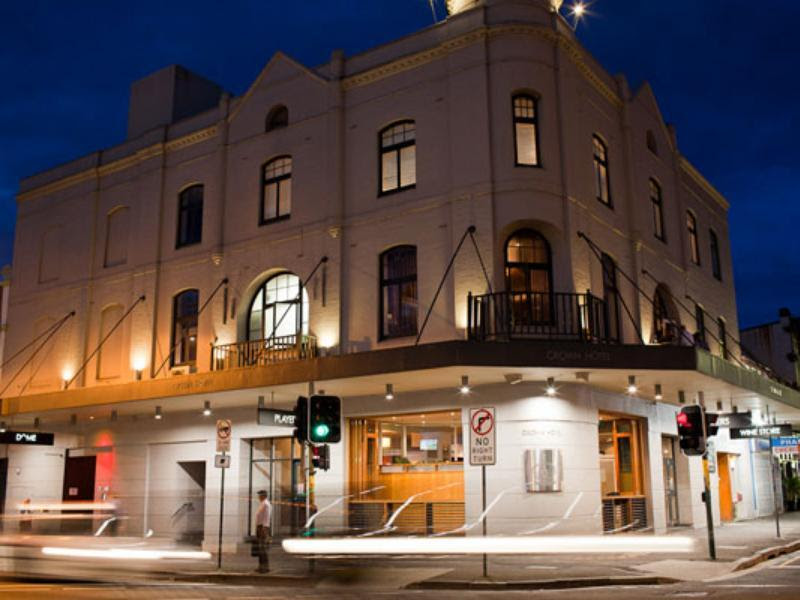 Review Crown Hotel Surry Hills