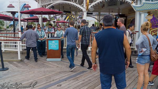 Disneyland Resort, Disney California Adventure, Paradise Pier, Cove Bar