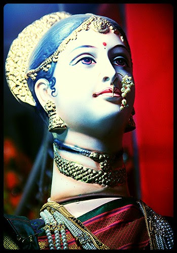 Goddess Gauri At Lalbagh by firoze shakir photographerno1
