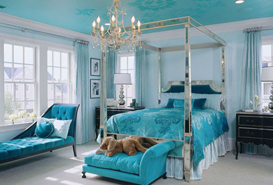 Turquoise Room: 12 Ideas for Inspiration