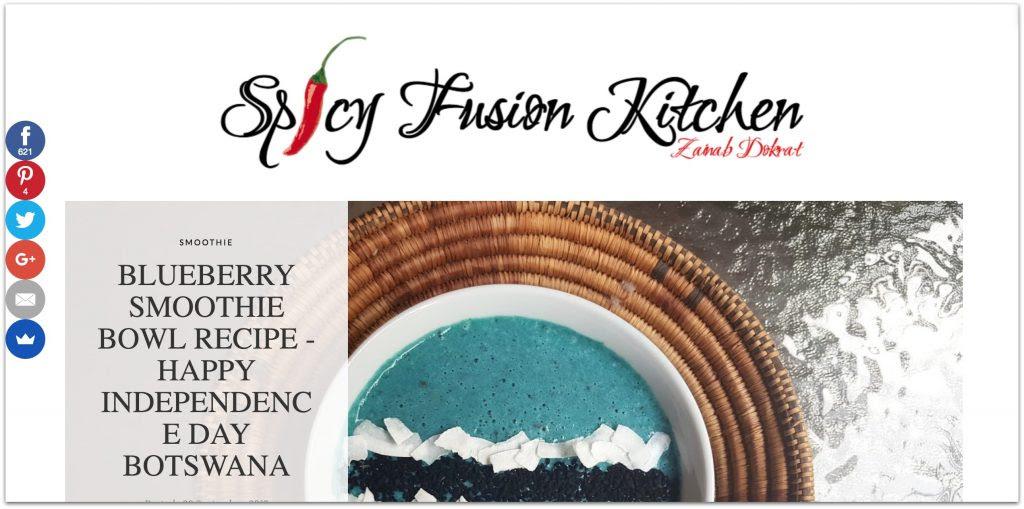 Spicy Fusion Kitchen