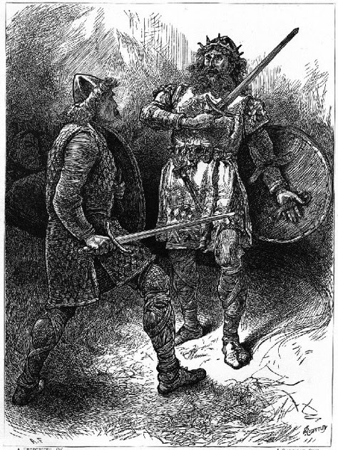 an analysis of macbeth as a nobleman Macbeth orders the murder of macduff's family with critical notes and analysis.