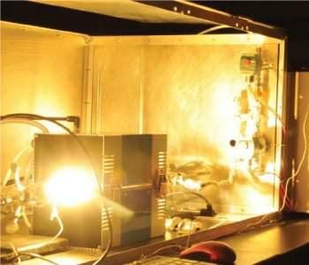 Material cerâmico converte energia solar em combustível veicular
