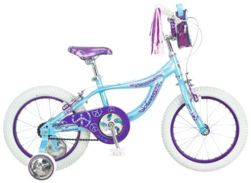 Girls Bikes Schwinn Jasmine Girls Bike 16-Inch Wheels -6056