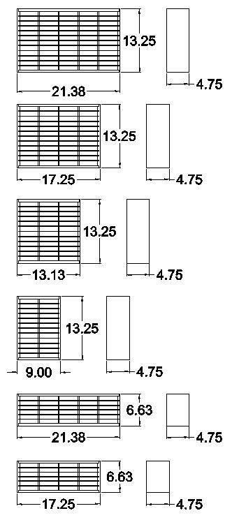 Standard Ink Pad Holder | Craft paper storage, Craft