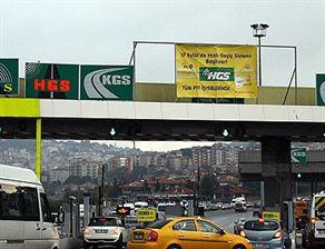 Köprülerde KGS'li geçiş için son 24 gün