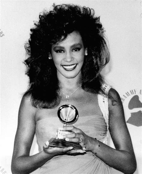 Hadascha's Runway: R.I.P The legend Whitney Houston dies