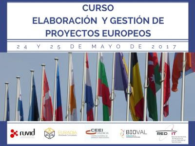 Curso Proyectos Europeos mayo 2017