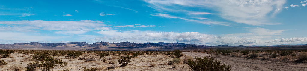 I15 Mojave Landscape