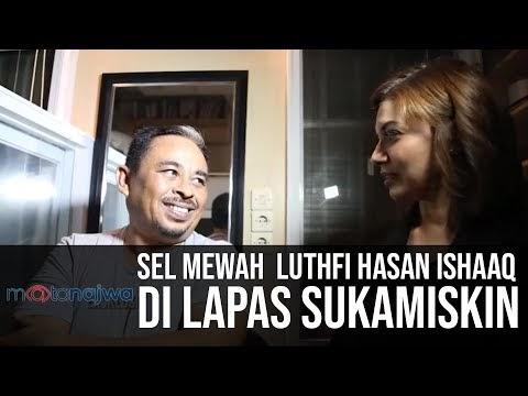 Najwa Shihab Intip Sel Mewah Luthfi Hasan di LP Sukamiskin