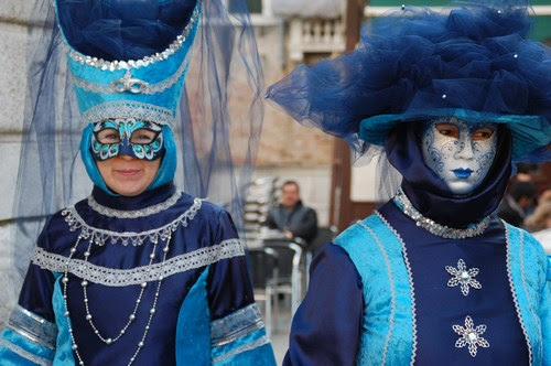 Venice carneval, 2011