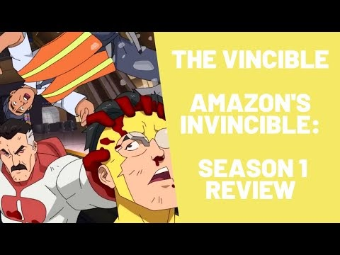 """Review of the Amazon's """"Invincible"""" by The Composition"""