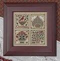 Christmas Baskets - Cross Stitch Pattern