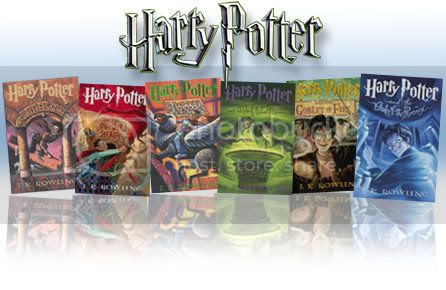 Harry Potter Books Pictures, Images and Photos