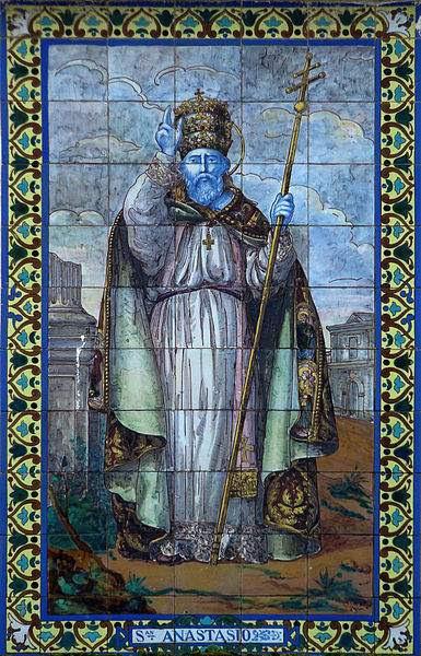 Pope St. Anastasius I