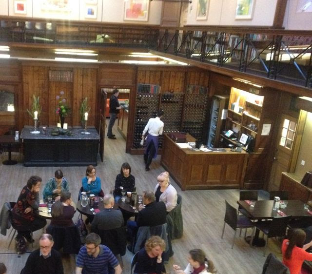 Norwich Spotlight: The Library Restaurant