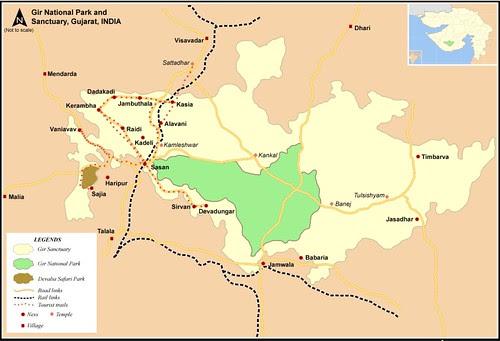 Map_Guj_Gir_NatPark_Sanctuary