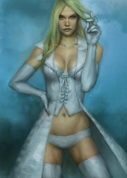 Emma Frost version B