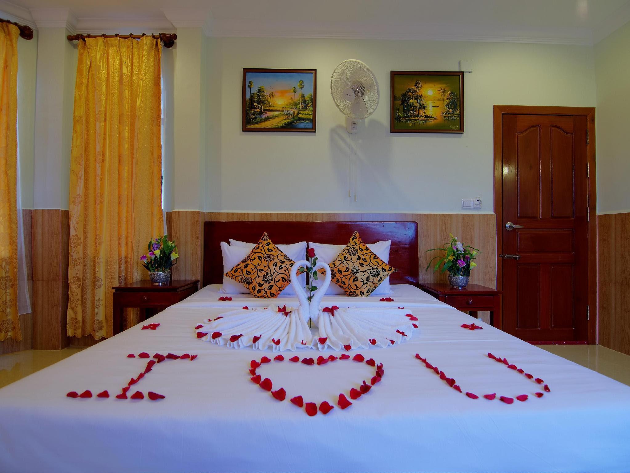Review Serkirin Mary Angkor Villa