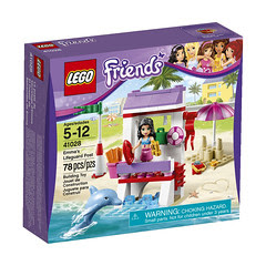 LEGO-Friends-Emmas-Lifeguard-Stand-41028-box