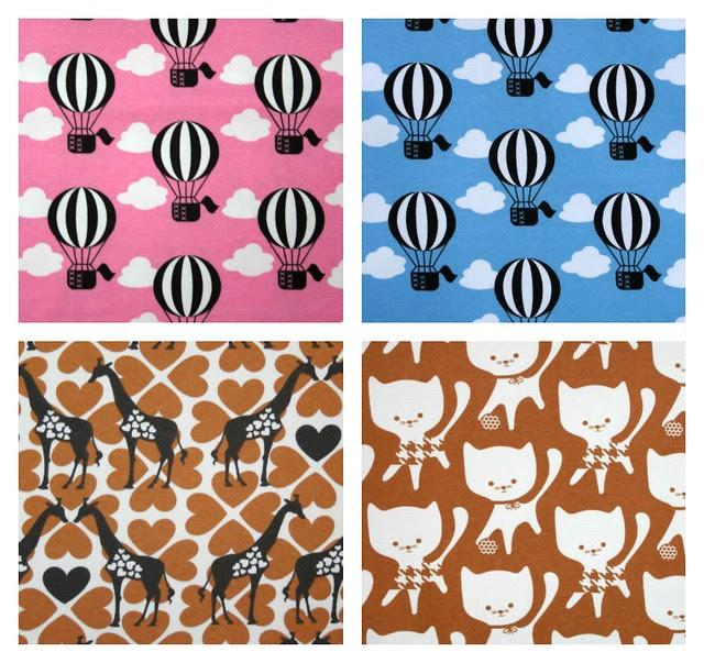 Nosh Organics Collage