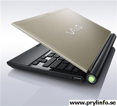 Sony VAIO TZ laptop notebook dator bärbar prylar gadgets