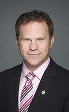 Photo - Scott Simms - Click to open the Member of Parliament profile
