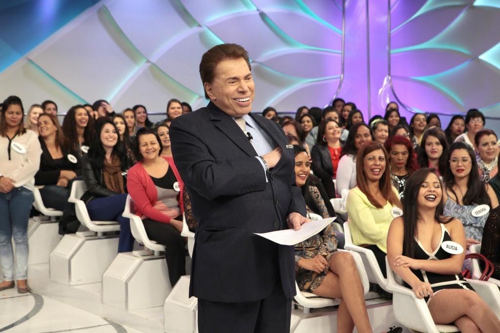 Silvio Santos (Foto divulgação SBT)