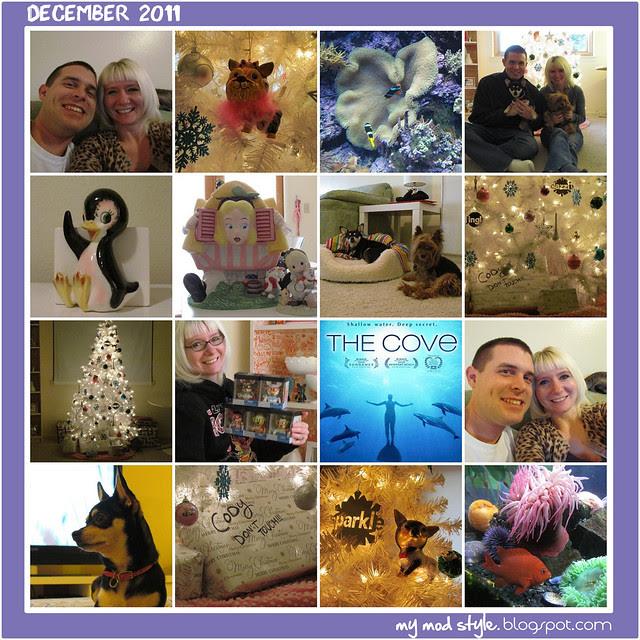 Monthly Mosaic - Dec 2011