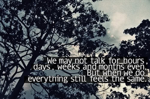 Crazy Talk Quote About Months Or Years Quotespicturescom
