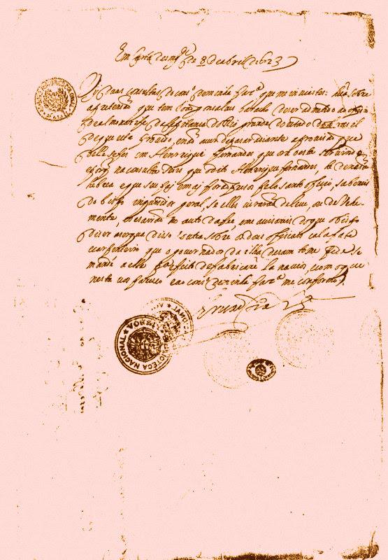 O desenvolvimento de pesquisas genealógicas passa pelo conhecimento paleográfico para conhecer o conteúdo de documentos antigos