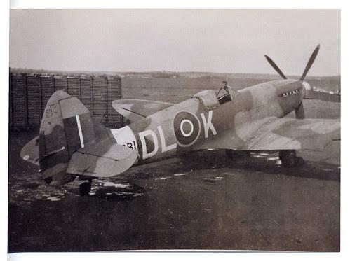 Spitfire XIV RAF