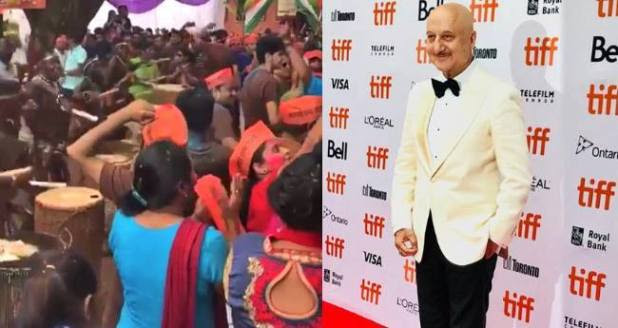 Anupam Kher Shares A Magical Video From Uganda Celebrating Ganesh Chaturthi