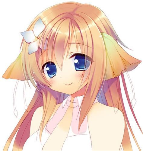 cute anime cat girlwish   draw  good anime