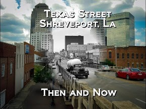 Texas Street in Shreveport Then and Now - In less than a minute see the changes from 1961 to 2019: Video from Twin Blends Photography
