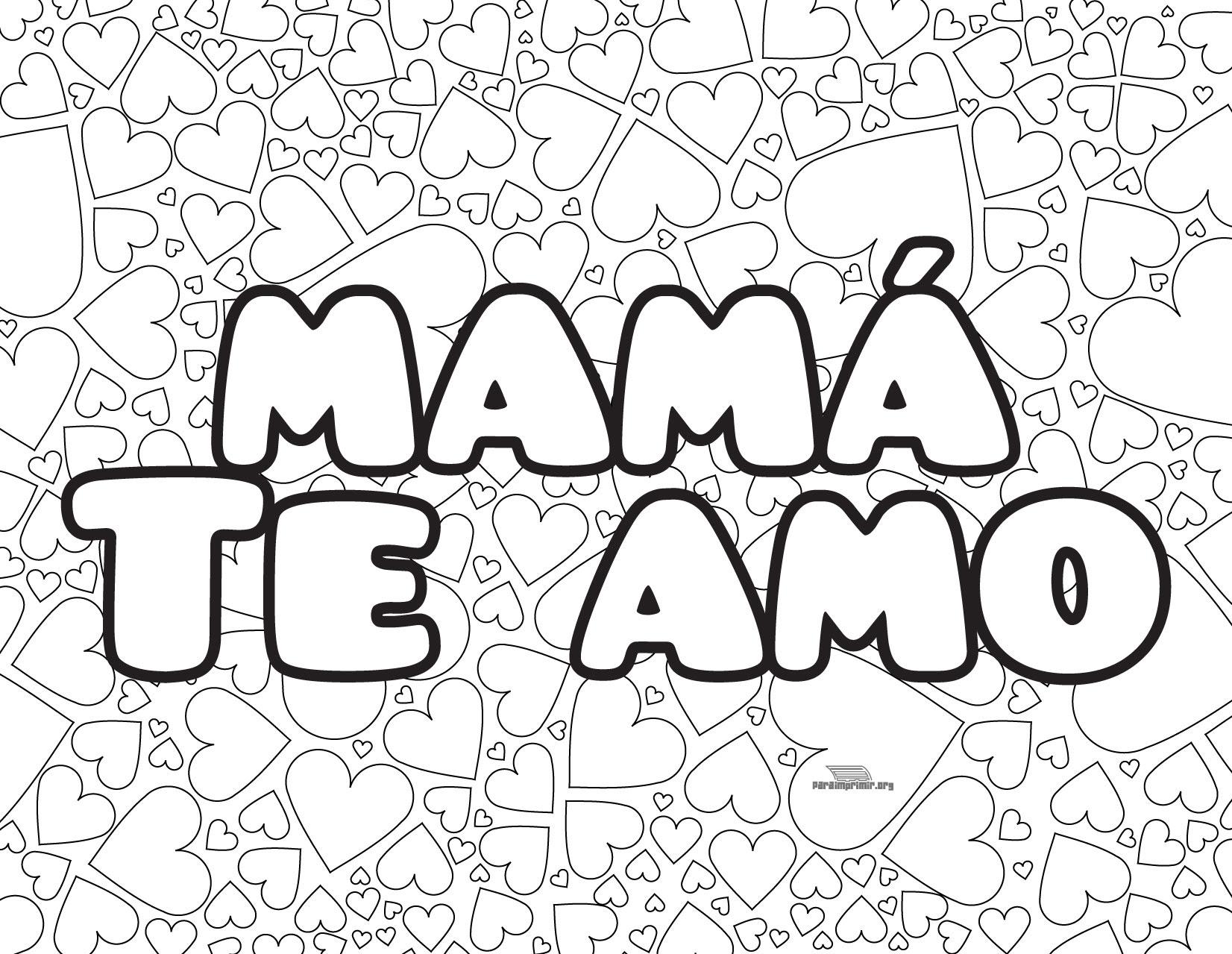 IMÁGENES DE CUMPLEAÑOS NUEVAS PARA MAMÁ PARA COLOREAR - IMÁGENES DE ...