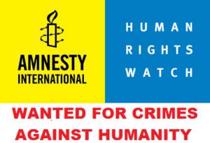 amnesty&hrw