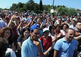 Redazione di Operai Contro, nuovamente 524 esuberi allo stabilimento tessile 'Natuzzì di Ginosa (Taranto) per i quali il giorno 15 scade la cassa integrazione. I 524 operai sono tutti collocati […]