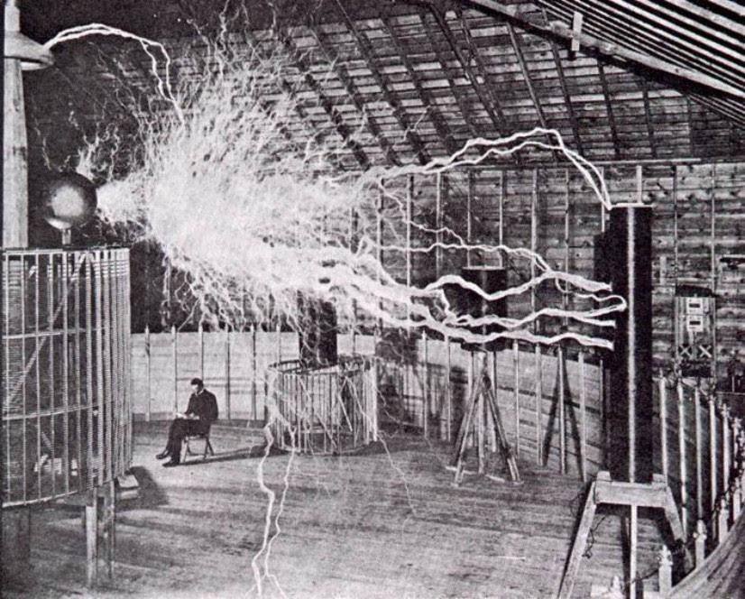 Nikola Tesla, el genio que iluminó el mundo - Laboratorio de Colorado Springs