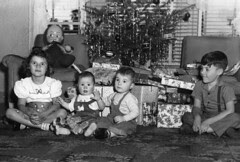 Beneath the Christmas Tree